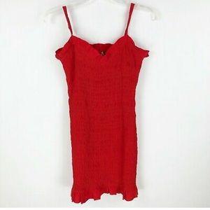 Lovers + Friends Red Monaco Dress Sz XS